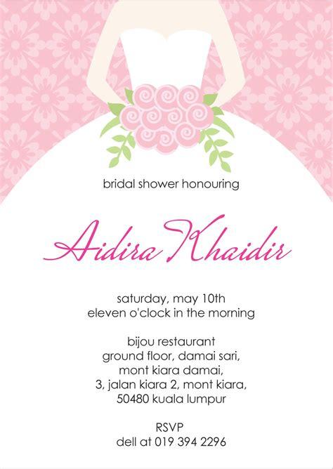 bridal shower invitation wording cute bridal shower