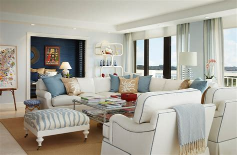 blue beige living room lovely pale blue curtains with white sofa floor to ceiling windows