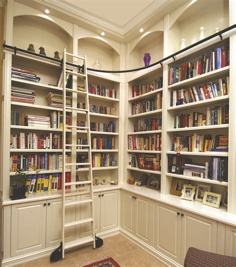 library wall units bookcase custom bookshelves painted custom bookshelves with