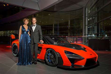 The Last Unreserved McLaren Senna Just Sold for $2.6M