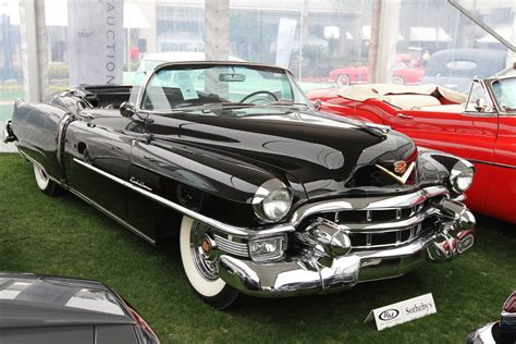 Cadillac Convertible Sports Car by 1953 Cadillac Eldorado Sport Convertible Coupe Gallery