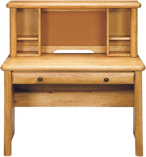 Pine Desk Hutch by D167 8598312 By Regency Furniture Knotty Pine Finish
