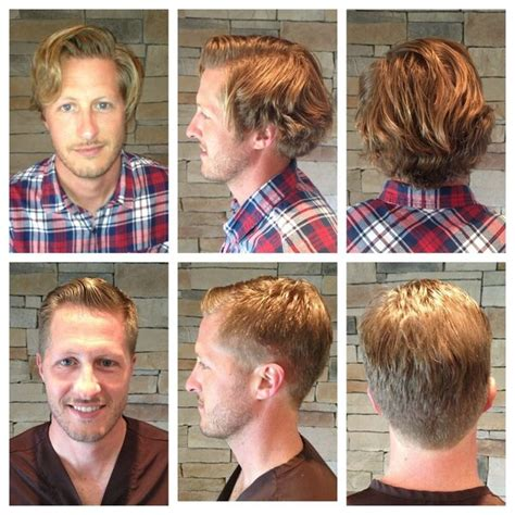 guy haircuts before and after shiri g on twitter quot before and after men s haircut