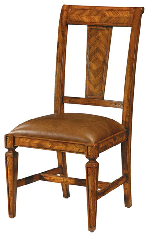 theodore brunello tuscan summer dining chair