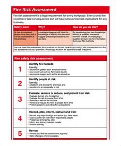 army risk assessment army risk assessment example risk