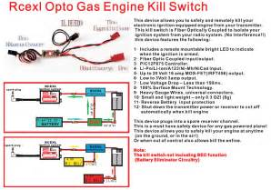 new rcexl opto petrol gas engine kill switch rceksv12 for rc petrol engine in uk ebay