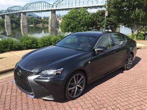 lexus gs350 f sport custom quick spin lexus gs350 f sport combines polish performance