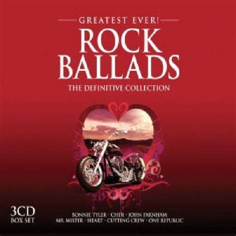 Greatest Ever! Rock Ballads (CD2)   mp3 buy, full tracklist