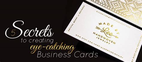 eye catching business cards templates creative business cards jewelry choice image card design