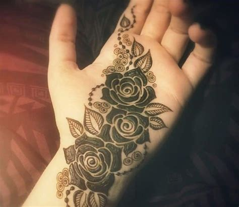 henna tattoo designs rosary 40 glamorous flower mehndi designs 2018 sheideas