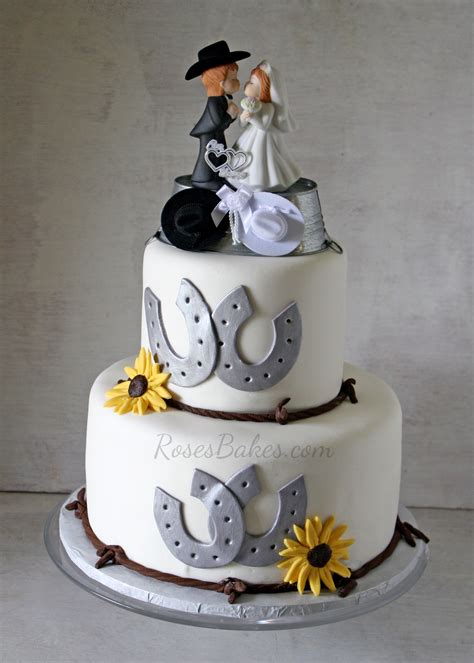 Western Wedding Cakes by Cowboy Western Wedding Cake Toppers Car Interior Design