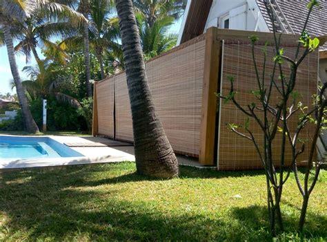 Store Bambou Exterieur by Store Bambou Sur Mesure Store Exterieur Bambou