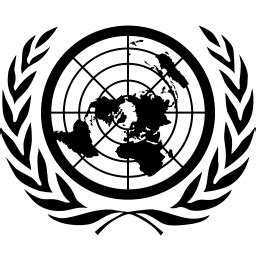 united nations icon   style   svg png