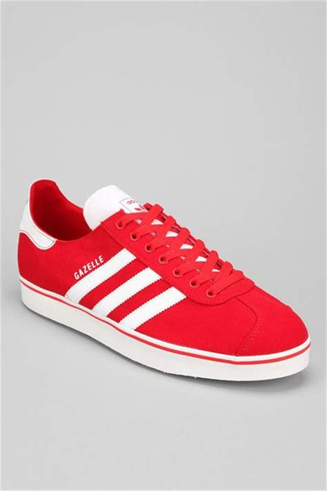 outfitters adidas gazelle rst canvas sneaker in for lyst