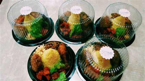 Mini 3 Di Bandung jual nasi tumpeng mini umeko bento