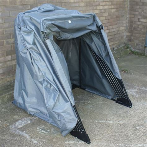 Mobility Scooter Garages Uk by Waterproof Mobility Scooter Chair Folding Cover Tent Shed