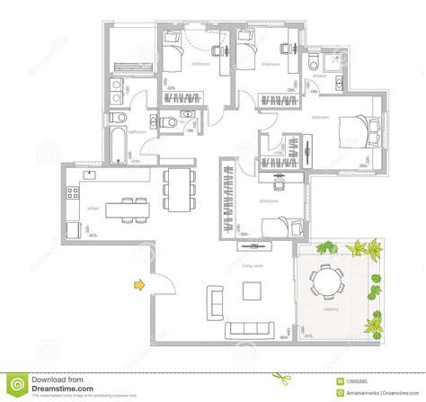are interior layout time interior design stock illustration image of design