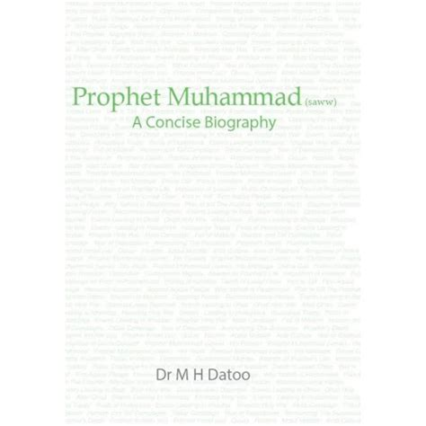 prophet muhammad biography quiz prophet muhammad saww a concise biography new edition