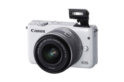 Kamera Canon M10 Mirrorless direct release canon eos m10 kamera mirrorless dengan