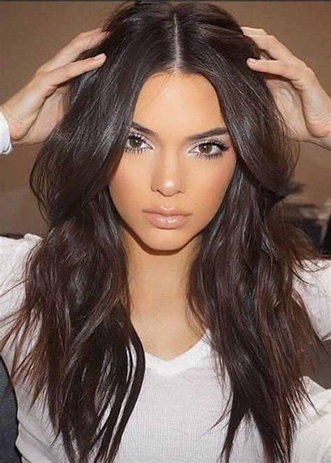 jenner hair color best 25 kendall jenner hair color ideas on