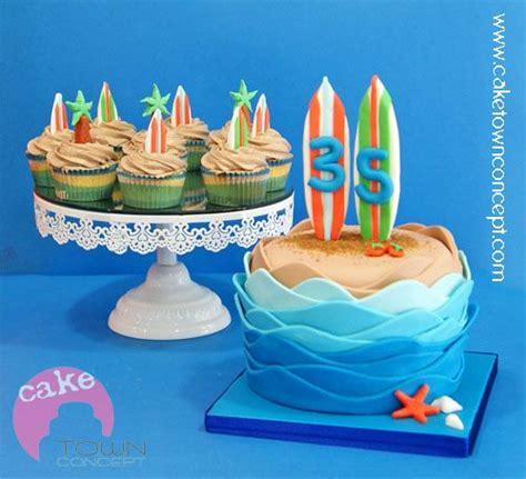 Surf Cake Decorations by Surf Cake Decorations