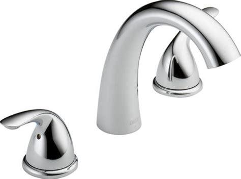 Delta Garden Tub Faucet by Delta 174 Classic 2 Handle Ledge Mount Garden Tub Faucet Trim