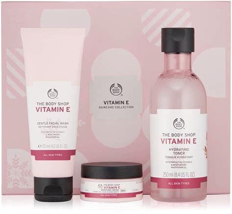 Toner Vitamin E The Shop the shop vitamin e skincare gift set ebay