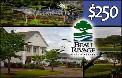Beau Rivage Gift Card - 250 gift card