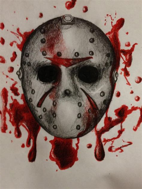 jason tattoo designs jason mask design tattoos