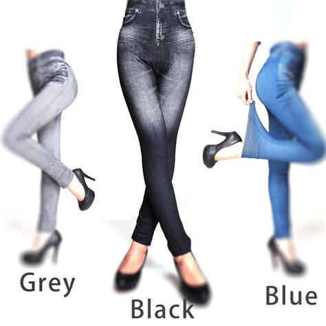 Diskon Top Slim Legging Original wholesale colored jean genie slim jeggings buy jeggings