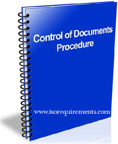 Controlled Document