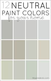 choosing a paint color how to choose neutral paint colors 12 neutrals