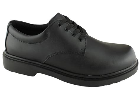 leather school shoes grosby hamburg womens comfortable leather school shoes