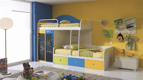 Four Bed Bunk Bed Small Wood Projects