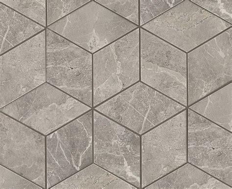 atlas concorde marvel pro grey fleury hexagon mosaic int