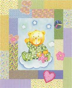 Baby Fabric Panels Quilting by Sleepy Time Baby Quilt Fabric Panel Baby Quilts