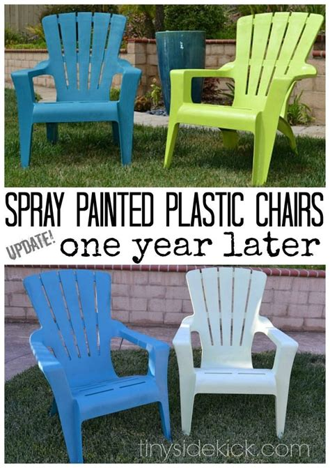 Best Spray Paint For Plastic Chairs - 1000 ideas about spray painting plastic on