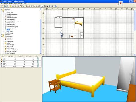 programma per disegnare mobili gratis italiano sweet home 3d