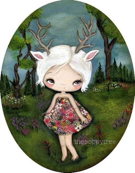 Jelly Rabbit Deer Flower Iphone 5 6 6 Plus7 7 Plus 391 best images about gorjuss by suzanne woolcott on