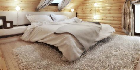 Flauschige Teppiche Haus Dekoration