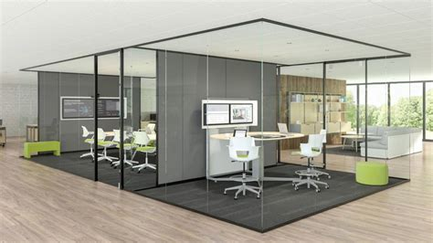 Typical Office Floor Plan Privacy Walls Amp Movable Office Walls Steelcase