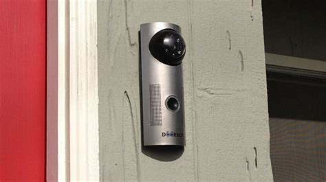 Door Bot by Doorbot Lets You Answer Your Door With A Smartphone Or Tablet
