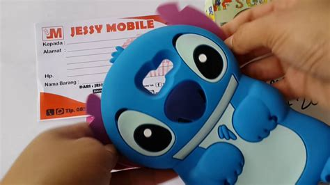 Softcase Samsung V Karakter 3d casing hp lucu silicone 3d kartun karakter lilo stitch