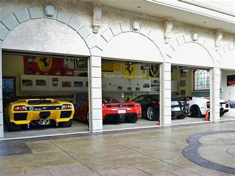 how big is a one car garage dream garage garage and lamborghini on pinterest