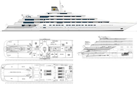 100 floors 91 explanation mega yacht floor plans pictures to pin on