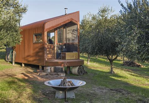 tiny house bnb explore regional victoria in tiny off the grid houses