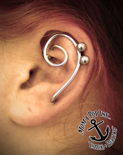 industrial tattoo 1000 images about piercings of pop on