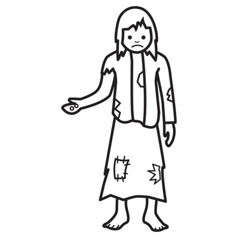 homeless person coloring page coloring pages october 2011