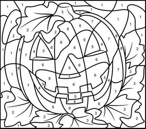 halloween coloring pages math facts 7 best images of halloween multiplication coloring