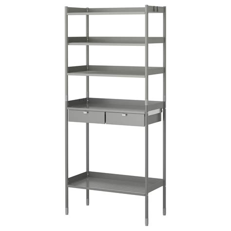tagres garage ikea cheap ikea garage shelving decor - Etagere Draht